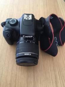 CANON EOS1100D SLR Camera