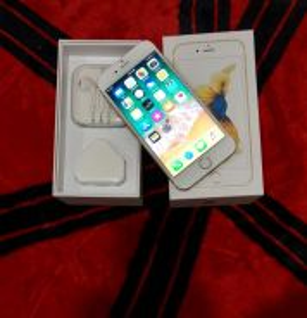 Iphone 6s Gold 64GB MY SET
