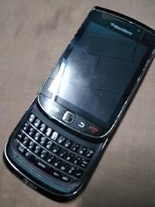 Blackberry torch faulty