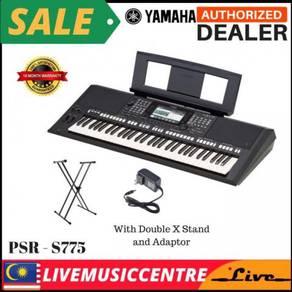 Yamaha PSR-S775 Arranger Keyboard (PSRS775/PSRS)