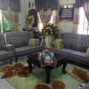 Sofa 1 2 3 untuk dijual ( Condition AAA)