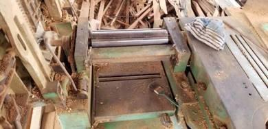 Mesin kayu mulfunction