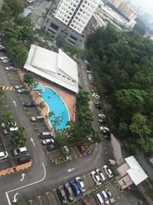 Lumayan Apartment Bandar Sri Permaisuri Reno Cheras Kuala Lumpur