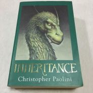 INHERITANCE by Christopher Paoloni