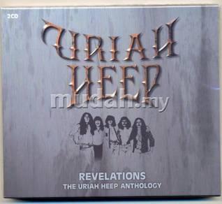Uriah Heep - Revelations Anthology - New Rock CD