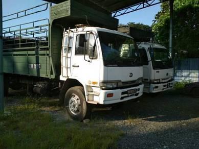 Nissan lorry 16 ton