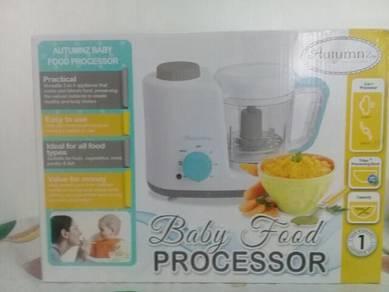 Autumz baby food processor