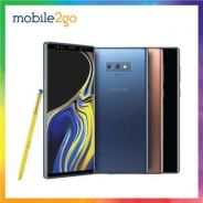 Samsung Galaxy Note 9 [128GB+6GB] SME Set