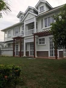 2.5 storey semi d new haven presint 18 putrajaya
