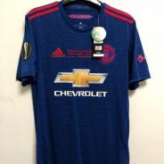 Manchester United FINAL STOCKHOLM 2017 jersey