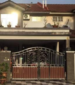 Double Storey Taman Garing Permai Rawang