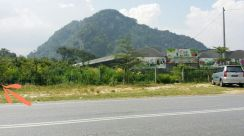Prime located Ampang Big Agriculture Road Side Land