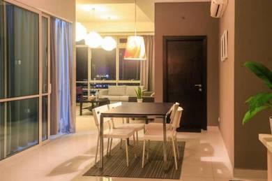 TASTEFULLY RENOVATED NICE VIEW One Residency, Bukit Bintang, KL