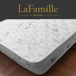 Tilam foam single (warna putih)