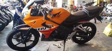 Honda cbr150 (best bike,murah)