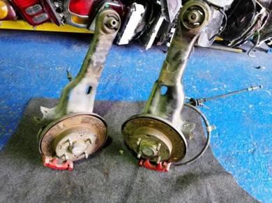 Rear Disc Brake Units ( L & R ) for Proton Waja