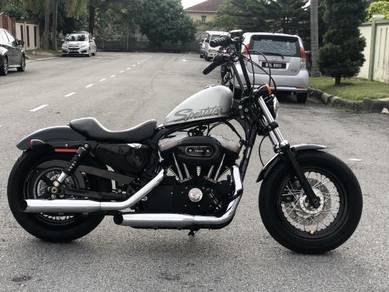 Harley Davidson sportster 1200cc forty eight