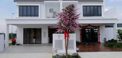 New 2 Storey Terrace Cyberjaya with High Cash Back