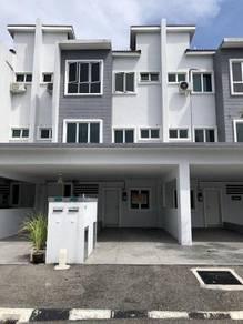 Double Storey Townhouse at Jalan Kuala Kangsar