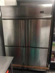 Freezer 4 doors