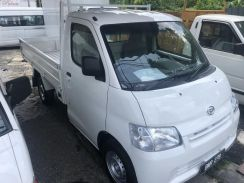 Daihatsu granmax pick-up steel body 2014