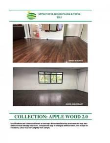 APPLE Vinyl wood floor