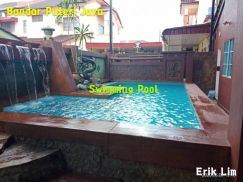 2s Semi- D House, Full Renovated, PRIVATE POOL, Bandar Puteri Jaya