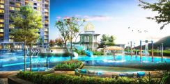 Imperial Grande 2 Car Parks, 1000 Sq ft RM1000 to Own At Sungai Ara