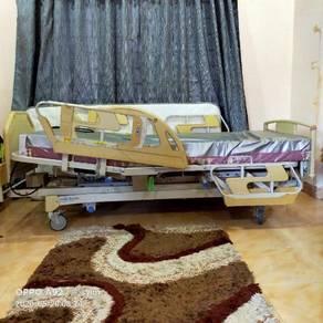 Katil hospital elektrik untuk dijual