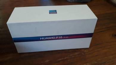 Empty box huawei p10 lite