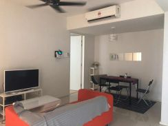 Verdi 1 Room Fully Furnished Hot Unit!!NearTo Eclipse/Tamarind Square