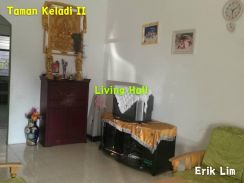 Single Storey Semi-D House, Affordable Price, Taman Keladi II