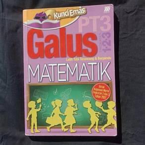 Sasbadi - KUNCI EMAS Galus Matematik Form 1 2 3