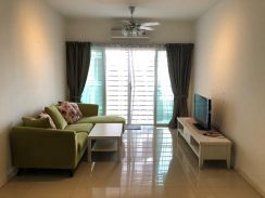 [ actual unit ] 222 residency fully furnished with 2 parking