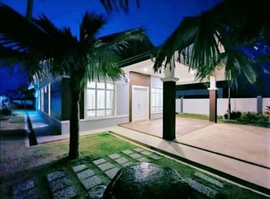 Single storey bungalow RAYA PROMOTION cash back