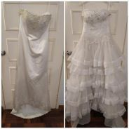 Wedding gown - multi size