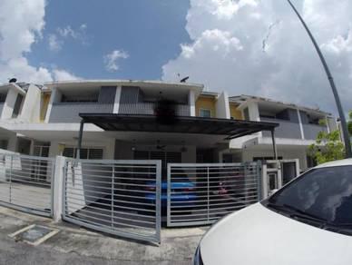 Double Storey Terrace Taman Nadayu 92 Kajang