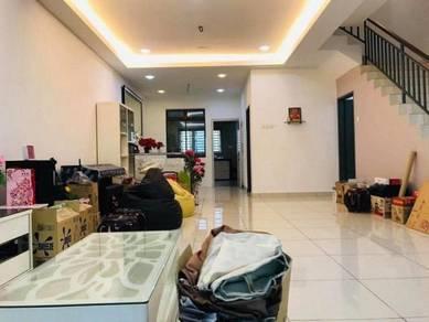 (FULL RENO) Bandar Puteri Klang 20x75 Jln Kerongsang Pending Gelang