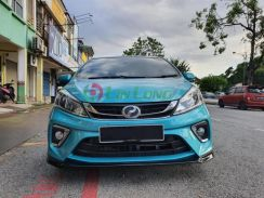 New myvi 2020 gear up bodykit skrit klang