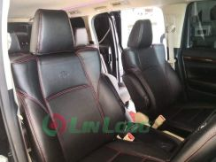 Vellfire alpard estima premier leather seat cover