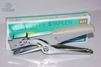 Max Plier Type Stapler HP-10