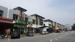 Shoplot at Bandar Laguna Merbok (Facing Mainroad)