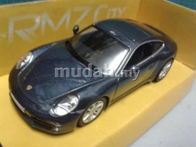 Porsche 911 Carrera S Blue