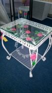 Flower Tea Table