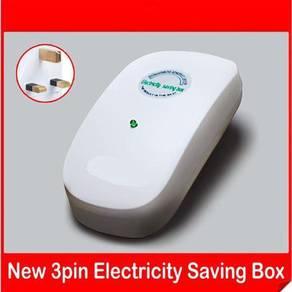 Electricity saving box (putih)