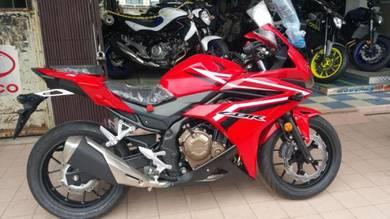 Honda cbr500r cb500x cb500f free exhaust