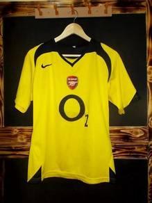 Arsenal reyes no9 away jersey