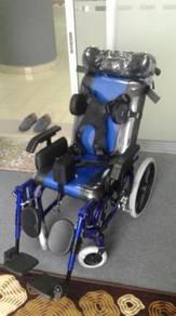 Tilt- In- Space Child Wheel Chair