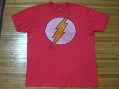 The Flash DC Comics Tee size L