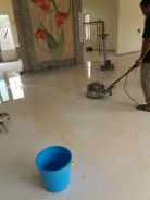 (specialist) painting marble polish